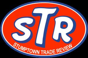 Stumptown Trade Review logo